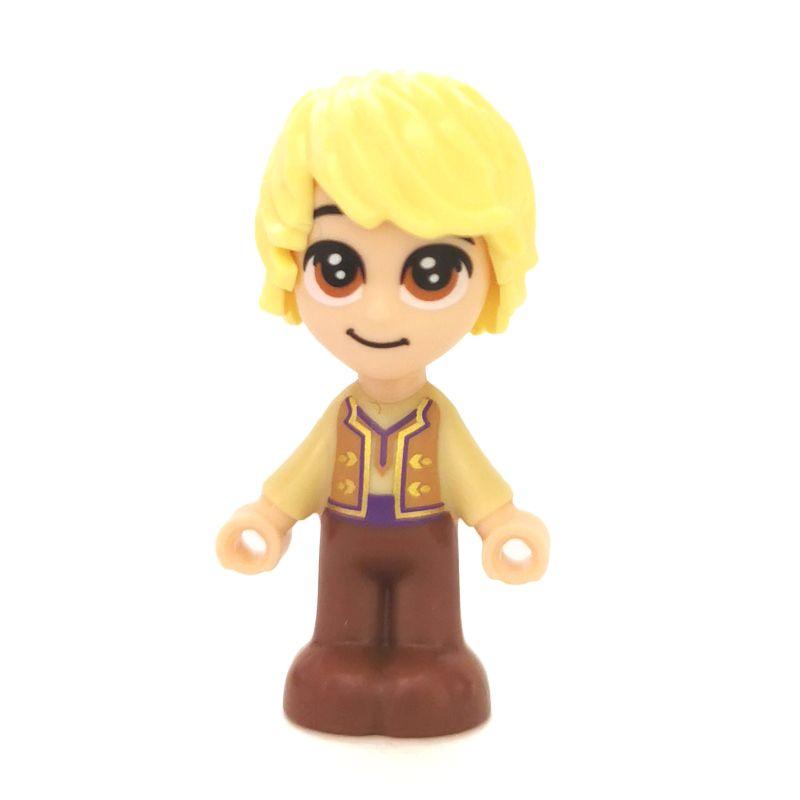 LEGO Mini Figure Elsa Microdoll from set 43175 Storybook Adventures New