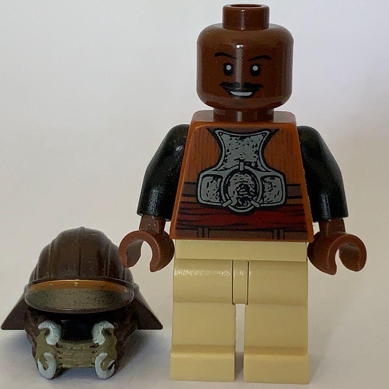 Lego Figur Zubehör Kopfbedeckung Helm aus Star Wars 1656 #