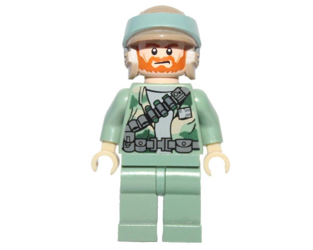 1 x Lego System Torso Oberkörper Figur Star Wars Episode 4//5//6 Rebel Scout Troop