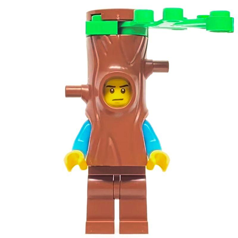 Dark Tan Baby Carrier new LEGO Minifig Body Wear
