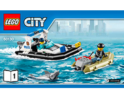 Lego ® receta//instruction nº 60130