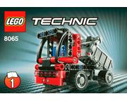 LEGO® Bauanleitung Instruction Nr 8065