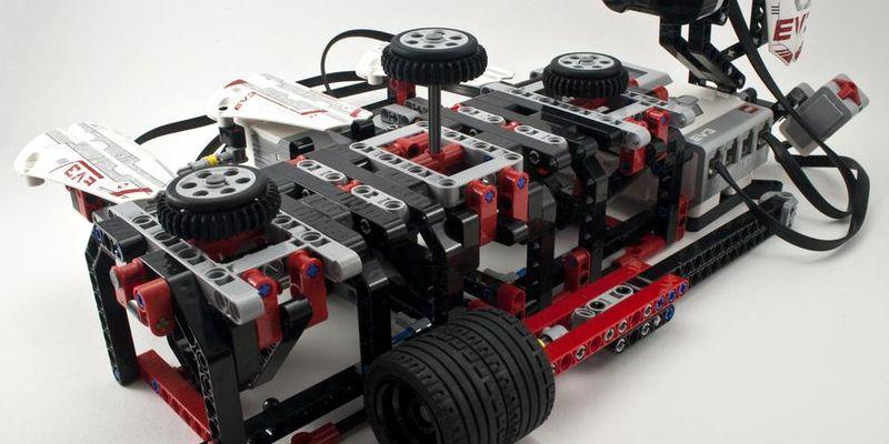 Review - 31313 Mindstorms EV3 - WACK3M | Rebrickable - Build