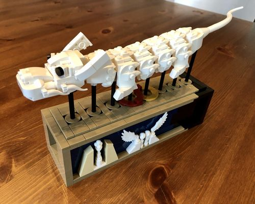 Creator series moc 6756 flight of the luck dragon by jkbrickworks mocbrickland